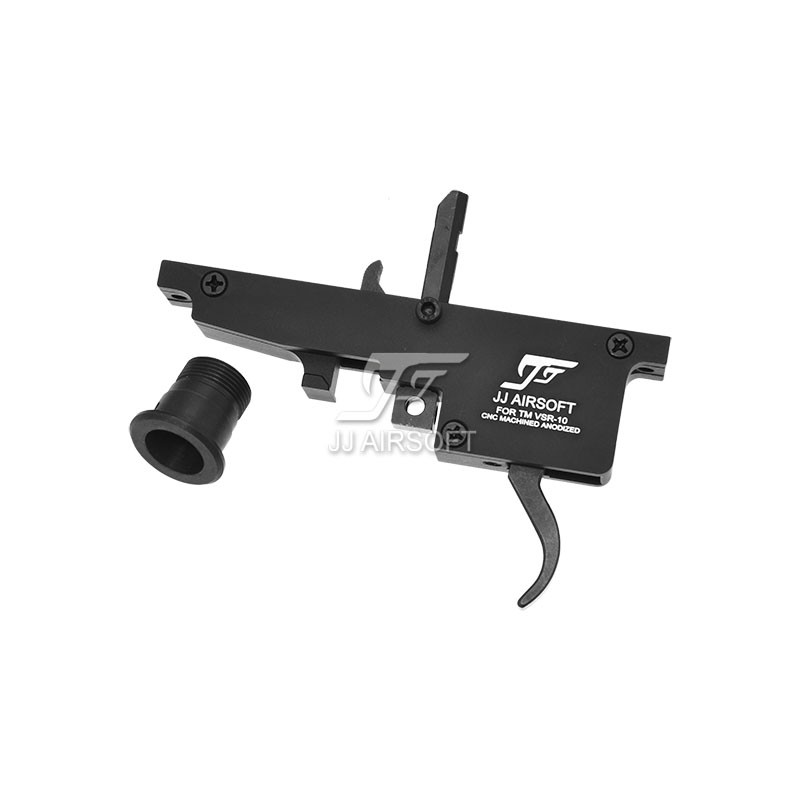 JA-4730 | JJ Airsoft VSR-10 CNC Trigger Set | Airsoft Cart
