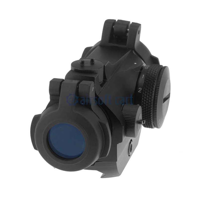 AC-5072-BK | ACI T2 Red Dot Sight with Bullseye Reticle (Black