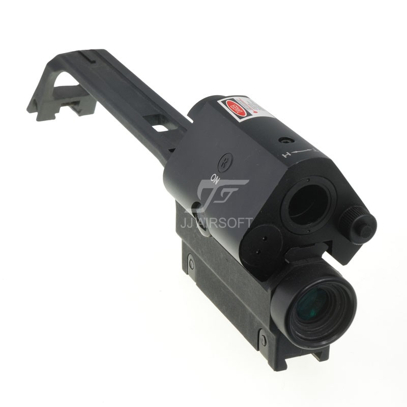 Ja 5336 Jj Airsoft G36 Carry Handle 3 5x Scope And Red